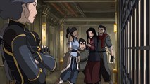 The Legend of Korra Season 4 Episode 9 - Beyond the Wilds