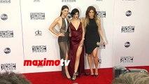Kendall Jenner, Kylie Jenner, Khloe Kardashian | 2014 American Music Awards | Red Carpet Arrivals