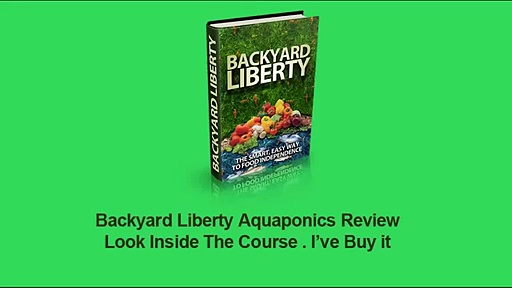 Backyard Liberty Aquaponics System Review – Easy DIY Aquaponics System Guide