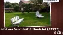 A vendre - maison - Neufchâtel-Hardelot (62152) - 328m²