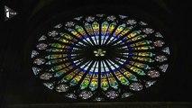Pas de cathédrale de Strasbourg pou le Pape François