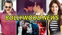 Bollywood Gossips   Salman Khan Jokes About KISS With Shah Rukh Khan   24th Nov 2014