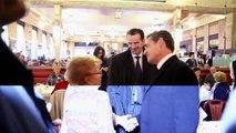 À Lyon, Nicolas Sarkozy rencontre les élus de Rhône-Alpes