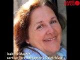 Isabelle Maurer en rencontre à Saint-Malo, jeudi 27 novembre, à 17h30