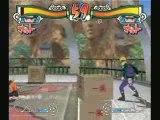 Naruto Gekitô Ninja Taisen EX Wii