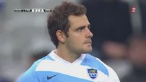 Nicolas Sanchez fait le job face aux Bleus