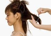 Long hair cut - Long hair buzzed off - Bob cut long hair cutting - haircut short video