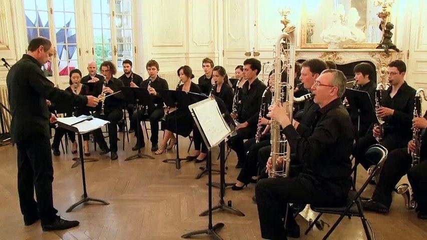 Philippe Cuper et le Choeur de clarinettes de Versailles (2013) - Capriccio Espagnol, Rimsky Korsakov -
