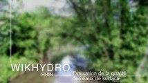 WIKHYDRO - Evaluation et qualité des eaux