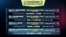 PSG-Ajax, Man City-Bayern, Schalke-Chelsea... Le programme TV des matches de Ligue des Champions du jour !