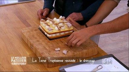 La tarte tropézienne revisitée par Cyril Lignac