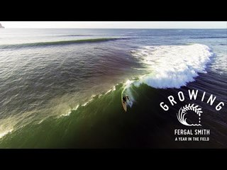 Fergal Smith - Waves & Kale | Growing - Ep 16