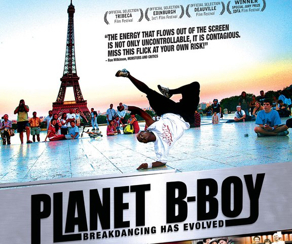 Planet B-Boy - Full Documentary about Breakdance