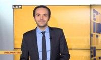 Parlement'air - La séance continue : . Yann Galut, député SRC du Cher, Claude Greff, députée UMP d'Indre-et-Loire