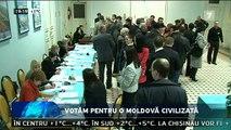 Votăm pentru o Moldovă civilizată. Votăm ruperea de Rusia și pentru Europa, acolo unde justiția e la ea acasă, unde statul e în favoarea și pentru cetățean. Numai Europa!