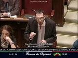 """Claudio Cominardi (M5S): """"Decide della nostra vita chi ci ha ridotto in questa situazione"""" - MoVimento 5 Stelle"""
