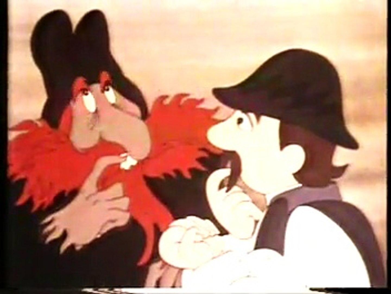 Betamax Contos Folcloricos Hungaros Fabulas A Pequena Noz Desenhos Animados Rtp 1985 01