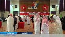 Bahreïn : Élections législatives et tensions sunnites / chiites