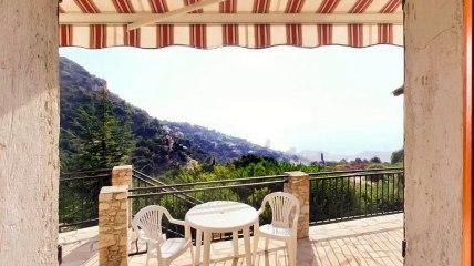A vendre - villa - La Turbie (06320) - 6 pièces - 160m²