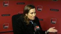 """Emmanuelle Devos : """"Simone Veil est née pour le combat"""""""