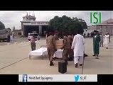 Funeral of Lt col Mustafa Jamal khan Shaheed at Rawalpindi