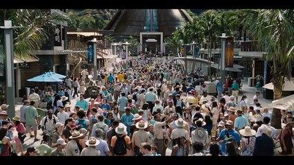 Jurassic World - Bande-annonce - le premier trailer de Jurassic Park 4