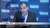 """Navires Mistral : """"les salariés veulent la paix en Europe"""""""