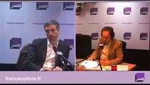 Les matins -L'invité politique de la semaine Florian Philippot