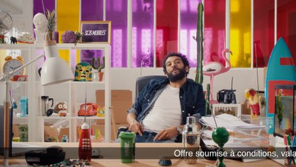 VIRGIN MOBILE – Ramzy et le perroquet
