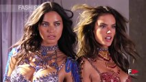 THE DREAM ANGELS FANTASY BRA with Adriana Lima and Alessandra Ambrosio by Fashion Channel