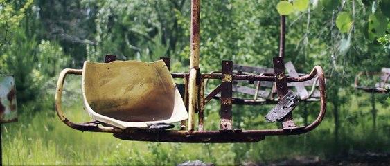 Les vestiges de Tchernobyl filmés par un drone - vidéo Dailymotion