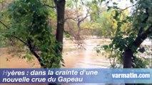 A Hyères, les habitants dans la crainte d'une nouvelle crue du Gapeau
