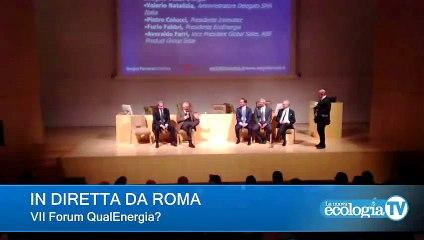 """III Sessione - """"La rivoluzione energetica in atto: opportunità per le imprese"""""""