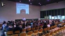 Les gendarmes alertent les lycéens sur les risques d'internet