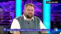CUTREMURĂTOR! Mihai Ghimpu a relatat despre un CAZ DE CANIBALISM din timpul foametei organizate de ruși. Nu reveniți la trecut!