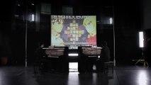 Sound Fighter   Le jeu Street Fighter joué avec deux pianos