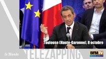 Nicolas Sarkozy : discours à la carte