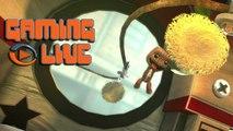 Gaming live LittleBigPlanet 3 - 1/2 : Moi, la drôle de chaussette PS4