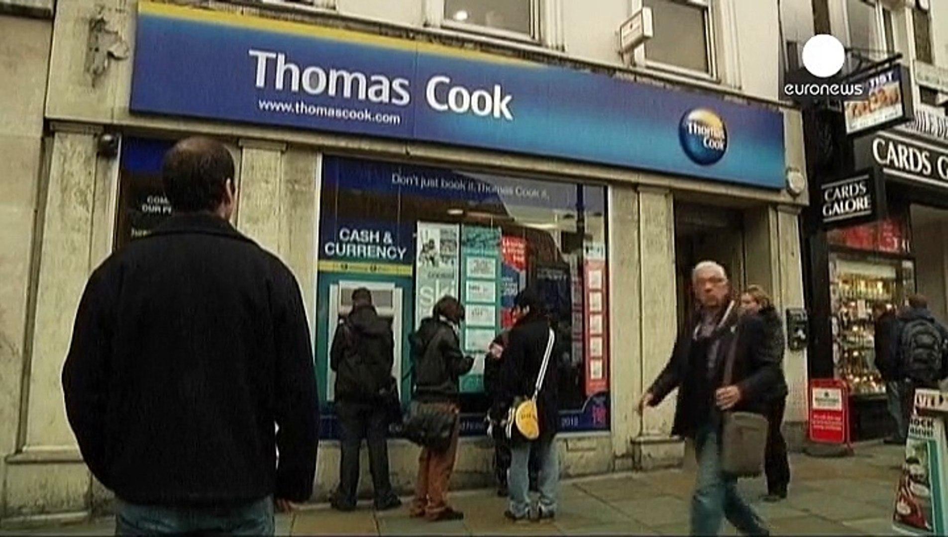 Неожиданный уход главы Thomas Cook напугал рынки