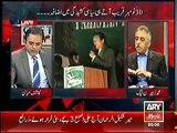 Zubair Umar Telling Whom Asad Umar Used to Vote Before Joining PTI