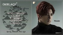 MBLAQ - Spring, Summer, Fall And… k-pop [german Sub] Mini Album - Winter