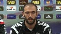 Beşiktaş Teknik Direktörü Bılıc Yarın Grubu Bitirmek, Gruptan Çıkmak İstiyoruz