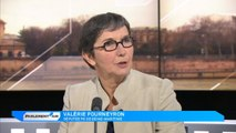 """Valérie Fourneyron """"dérangée"""" par les critiques de Benoît Hamon et Aurélie Filippetti"""