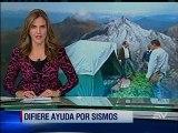 Sismos en frontera norte no cesan por volcanes Chiles y Cerro Negro