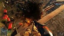 Battlefield 4 Funny Moments - Penis Vs. Gun, Pro Pilots, Double Jet Swap! (Funtage!).