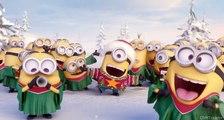 MINIONS Promo Clip - Happy Holidays