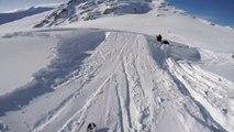 De la glisse, de la neige et des sports d'hiver : images magnifiques - Ski, Snowboard...