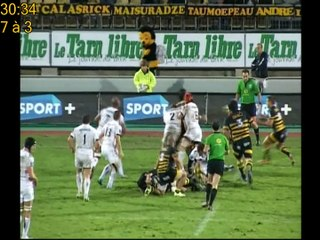 Rugby Pro D2 Albi Carcassonne