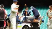 Phillip Hughes Australian Cricketer Died - Hurt Got hit by the bouncer (Memorable Moments)