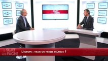 Duel Beytout/Joffrin : L'Europe : vraie ou fausse relance ?